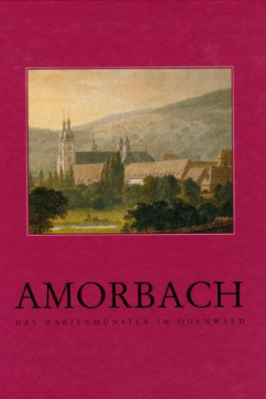Amorbach das Marienmünster im Odenwald