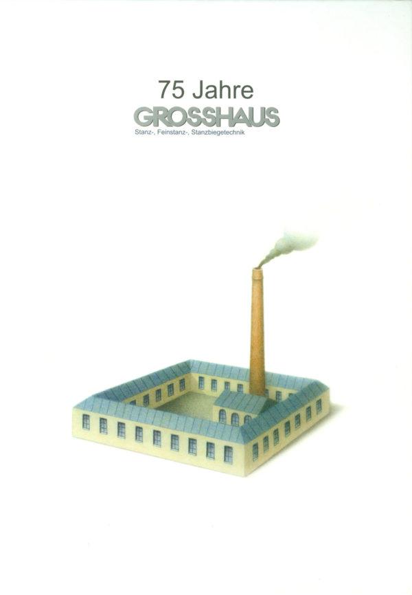 Buch 75 Jahre Großhaus Stanztechnik