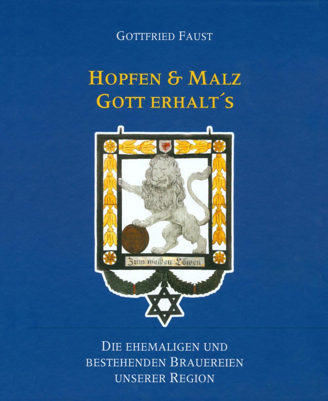 """Buch """"Hopfen und Malz"""""""