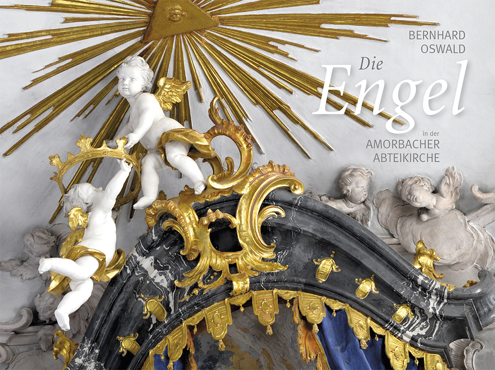 Die Engel in der Amorbacher Abteikirche